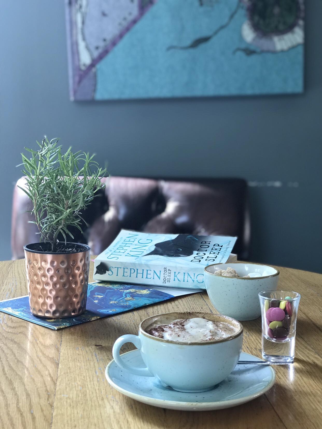 Coffee in Cheltenham