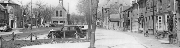 Moreton in Marsh - old pic